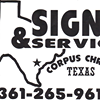 Signs and Service of Corpus Christi
