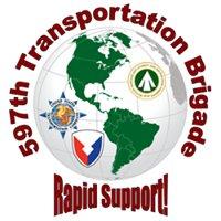 597th Transportation Brigade - SDDC