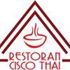 Restoran Cisco Thai, Asian Cuisine, 10am-9pm daily.
