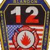 Blandon Fire Department