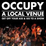 Occupy A Local Venue ~ The Rock N Soul Cafe