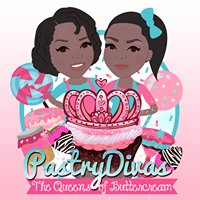Pastry Divas (Queens of Buttercream with Tiff and Eve)
