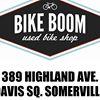 Bike Boom used bicycles thumb