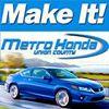 Metro Honda in Union County