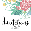 Invitations by Jessie