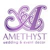 Amethyst Wedding & Event Decor