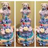 Baby Boo Nappy Cakes