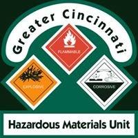 Greater Cincinnati Hazmat Unit