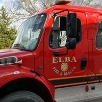 Elba Fire Nebraska