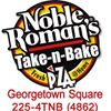 Noble Roman's Take n Bake Pizza in Georgetown Square