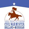 Van Raalte Farm Civil War Muster