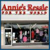 Annie's Resale for the World