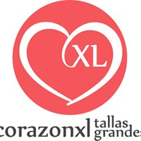 Corazon XL Tallas Grandes