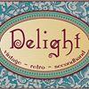 DELIGHT   Vintage-Retro-Secondhand