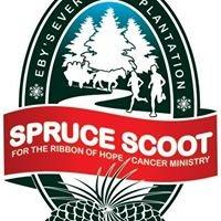 Spruce Scoot 5K run/walk on road, 10K trail, 1/2 Marathon trail