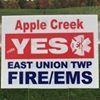 Apple Creek, East Union Twp Fire Department