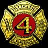Fort Lee Fire Palisade Co #4
