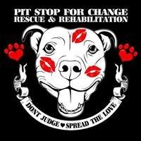 Pit Stop For Change Rescue & Rehabilitation