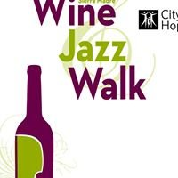 Sierra Madre Wine and Jazz Walk