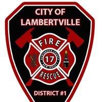 City of Lambertville Fire District #1