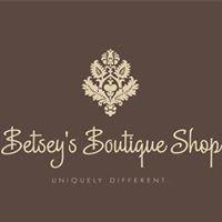 Betsey's Boutique Shop