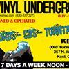 The Vinyl Underground Record Store