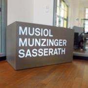 Musiol Munzinger Sasserath