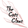 The cats claws
