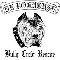 DR Doghouse Bully Crew Rescue