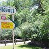 The Hideout Cabins & Campground