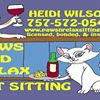 Paws and Relax Pet Sitting