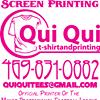 Qui Qui T-shirts & Printing