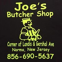 Joes Butcher Shop