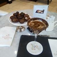 Godiva Chocolatier, Dubai Mall