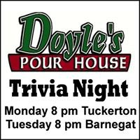 Trivia Night at Doyle's Pour House