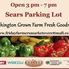 Friday Farmers Market Everett Mall