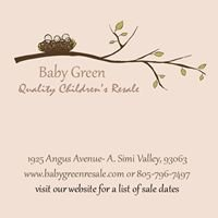 Baby Green: Quality Children's Resale