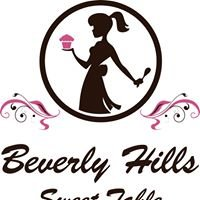 Beverly Hills Sweet Table