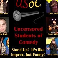 Uncensored Students of Comedy (USoC)