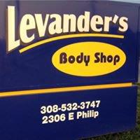 Levander's Body Shop