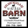 Shawnigan Vintage Barn