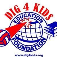 Dig 4 Kids Education Foundation 501 C3