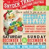 "Snyder Trade Days ""A Hometown Christmas"""