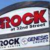 The Rock at 32nd Street