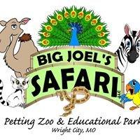 Big Joel's Safari Petting Zoo & Educational Park