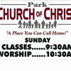 Park church of Christ
