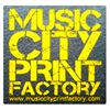 Music City Print Factory