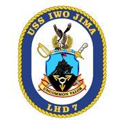 USS Iwo Jima LHD 7