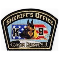 Corson County Sheriff's Office K-9 Unit