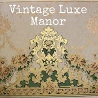 Vintage Luxe Manor